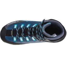 La Sportiva Trango TRK Leather GTX Botas Mujer, azul